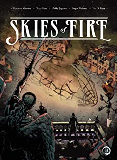 Skies of Fire #1