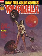 Vampirella (Magazine 1969-1983) #25