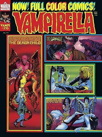 Vampirella (Magazine 1969-1983) #26