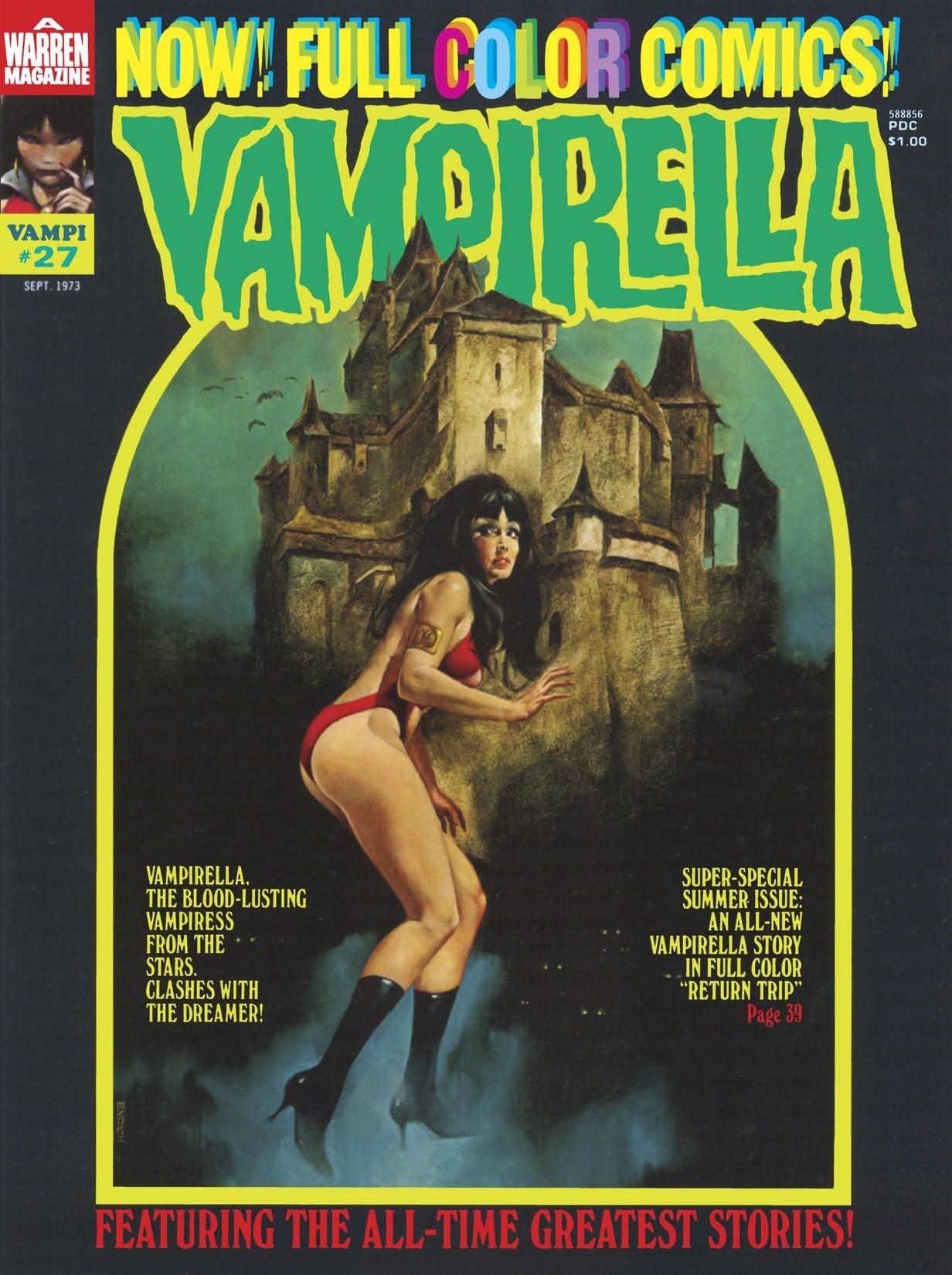 Vampirella (Magazine 1969-1983) #27