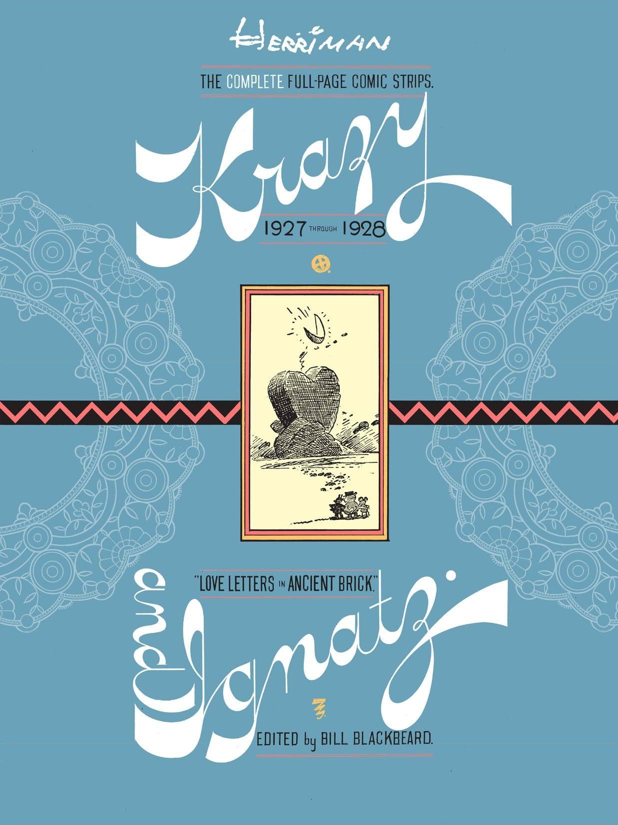 Krazy & Ignatz: 1927-1928 - Ancient Brick
