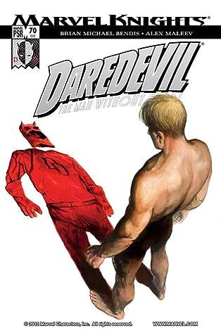 Daredevil (1998-2011) #70