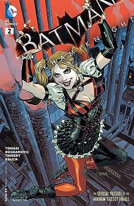 Batman: Arkham Knight (2015-2016): Print Version #2