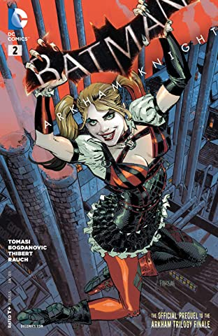 Batman: Arkham Knight (2015-2016): Print Version #2