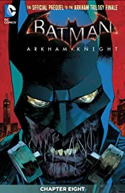 Batman: Arkham Knight (2015-2016) #8