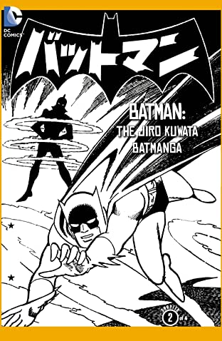 Batman: The Jiro Kuwata Batmanga #41