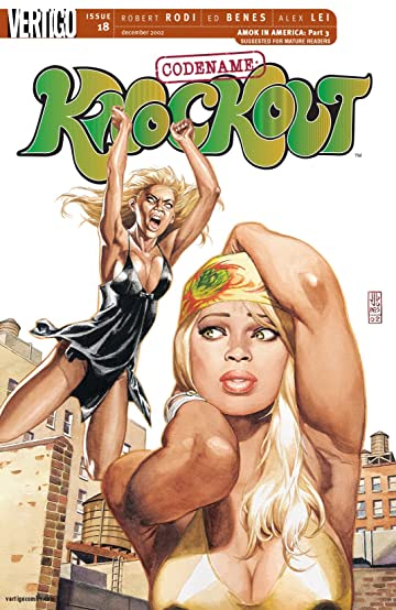 Codename: Knockout (2001-2003) #18