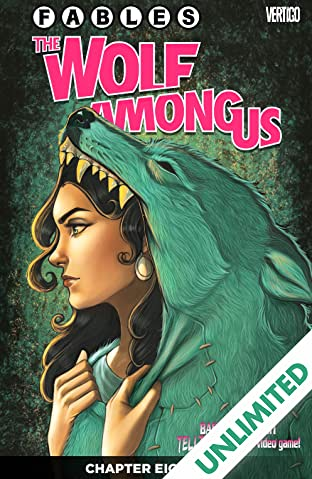 Fables: The Wolf Among Us #18