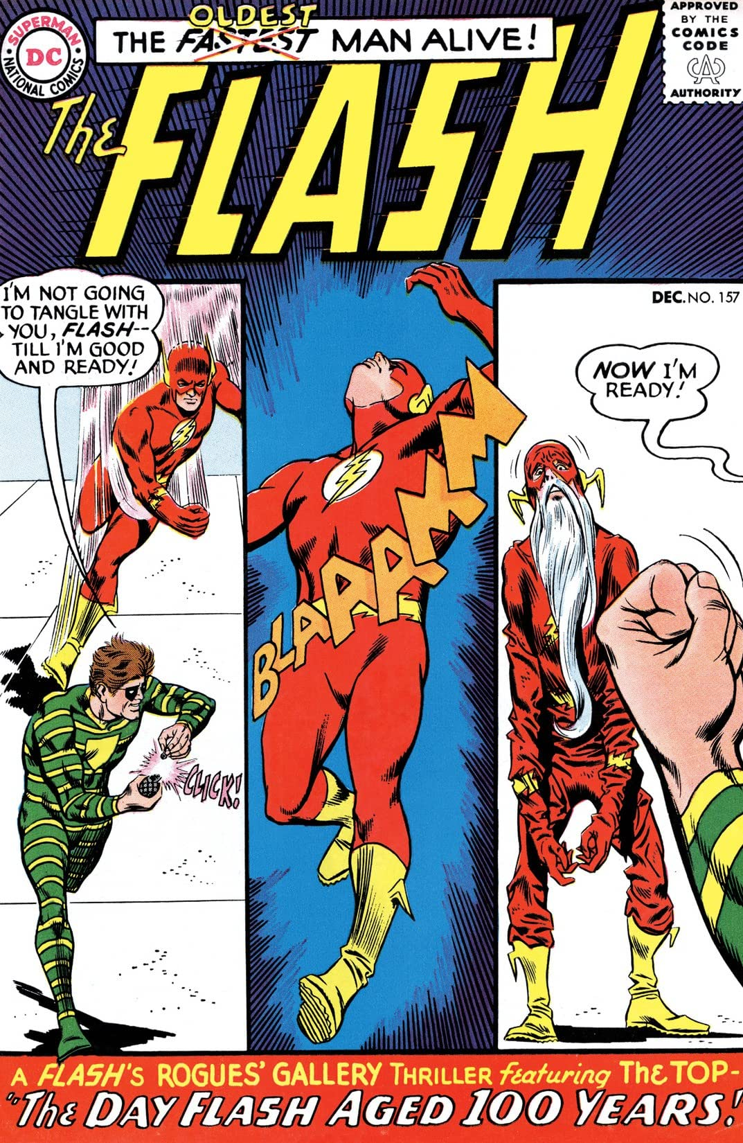 The Flash (1959-1985) #157