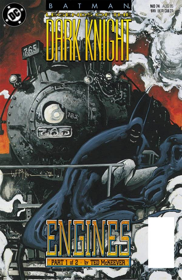 Batman: Legends of the Dark Knight #74
