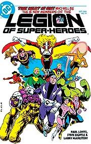 Legion of Super-Heroes (1984-1989) #14