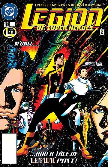 Legion of Super-Heroes (1989-2000) #119