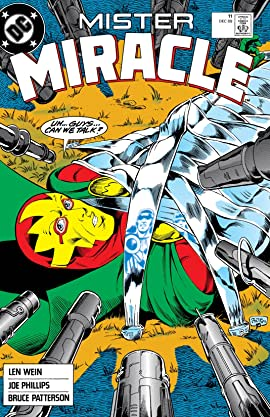 Mister Miracle (1989-1991) #11