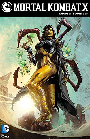 Mortal Kombat X (2015) No.14