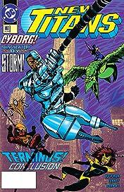 The New Titans (1984-1996) #107