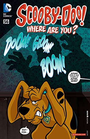 Scooby-Doo, Where Are You? (2010-) No.56