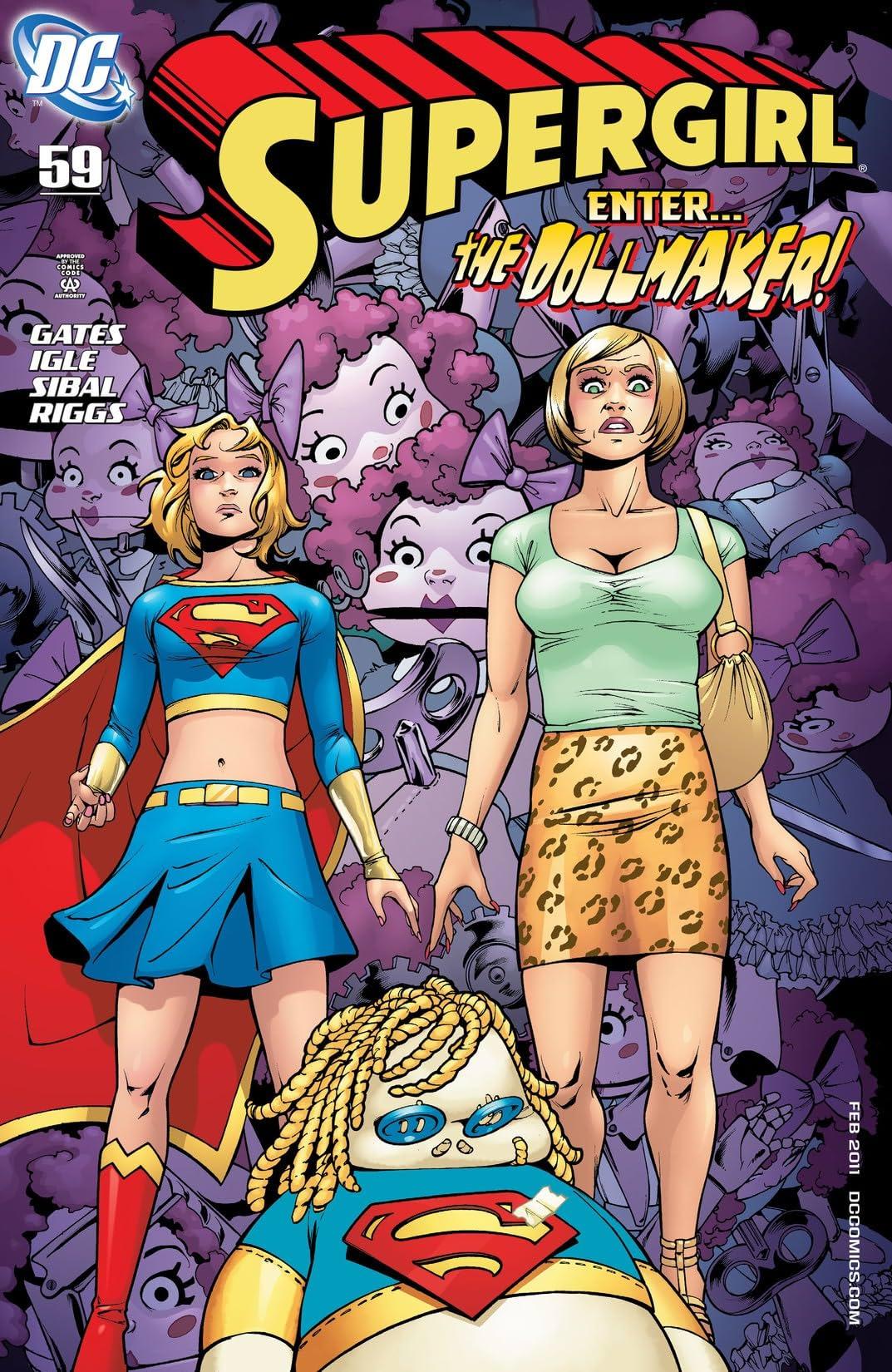 Supergirl (2005-2011) #59