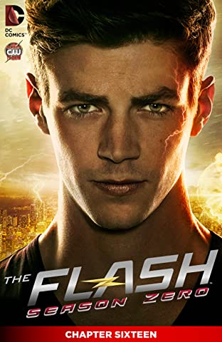 The Flash: Season Zero (2014-2015) No.16