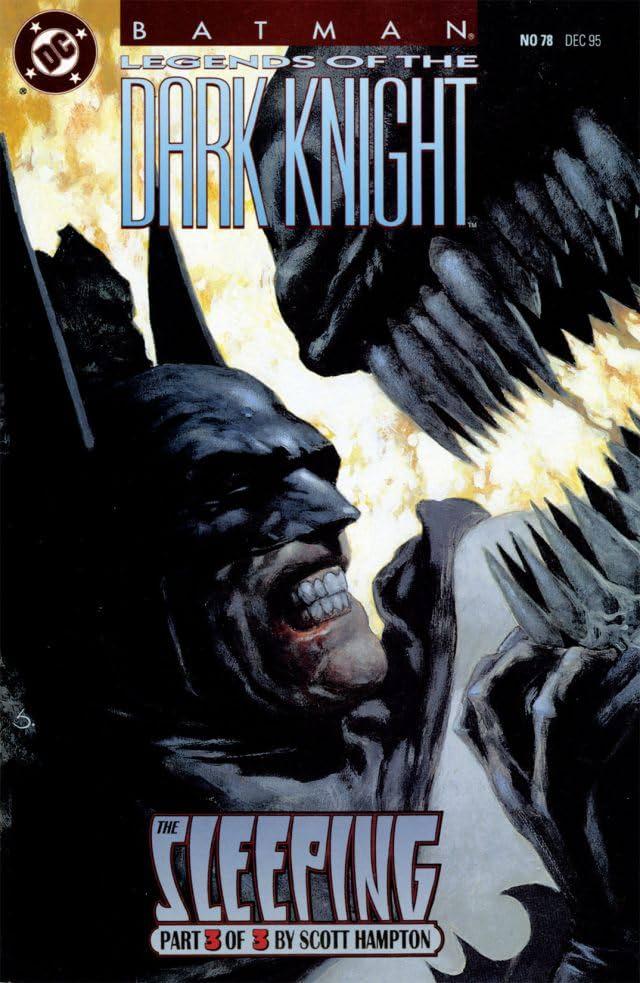 Batman: Legends of the Dark Knight #78