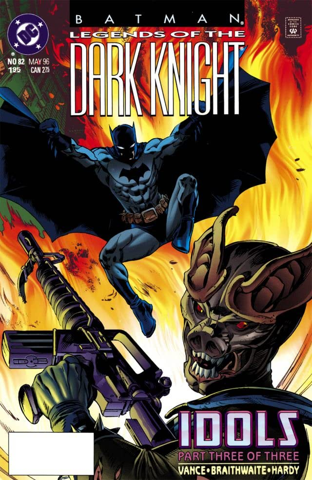 Batman: Legends of the Dark Knight #82