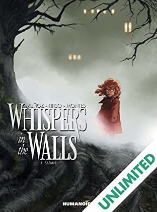 Whispers in the Walls Vol. 1: Sarah