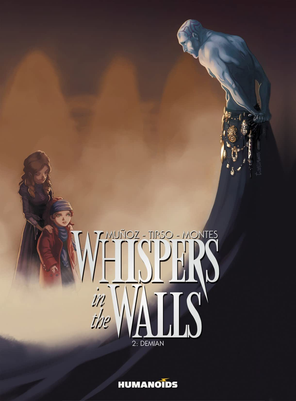Whispers in the Walls Vol. 2: Demian