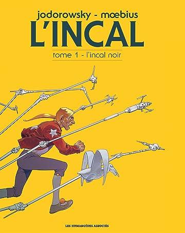 L'Incal - Numérique avec bonus Vol. 1: L'Incal noir