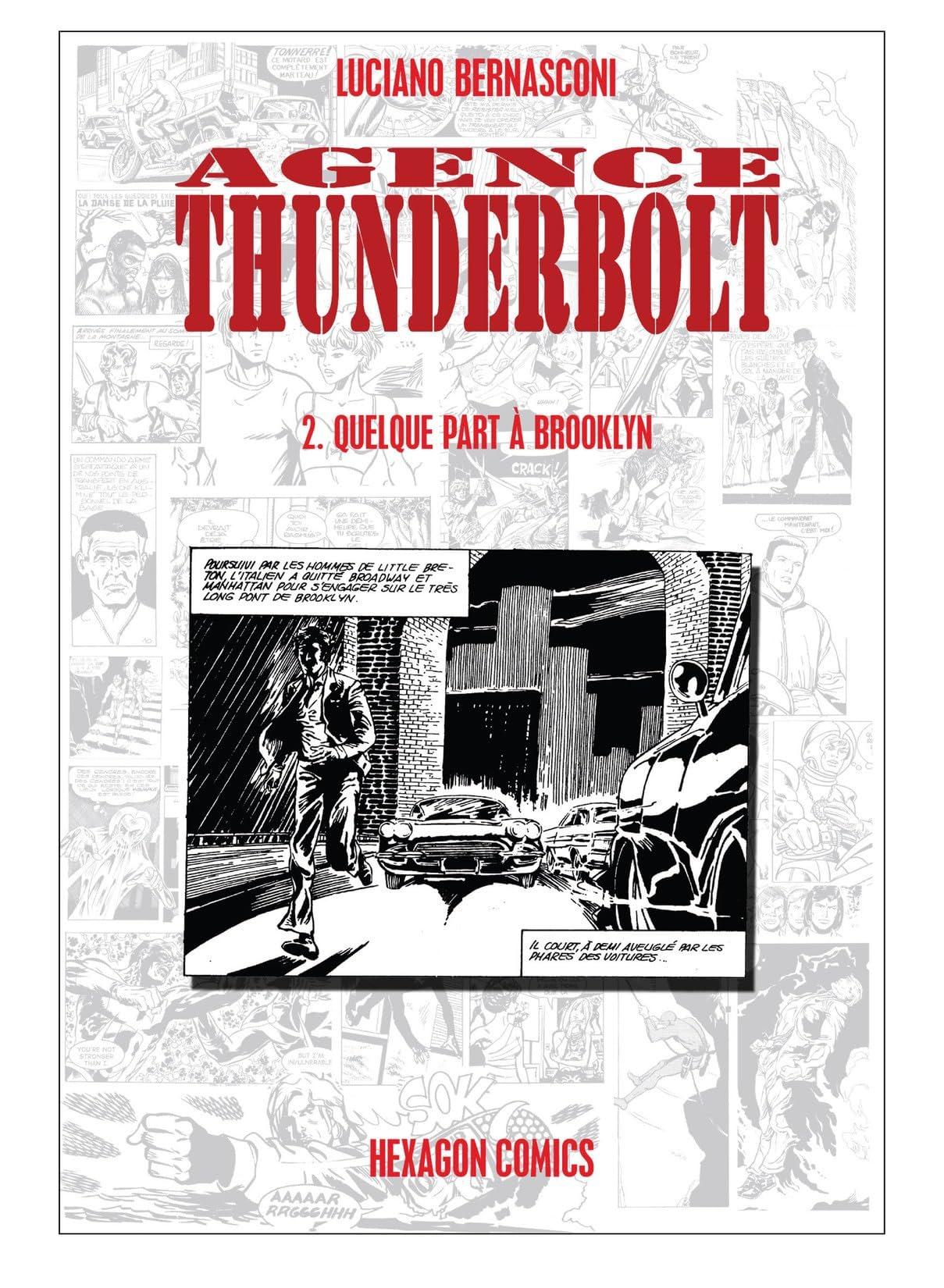 AGENCE THUNDERBOLT Vol. 2: Quelque part à Brooklyn