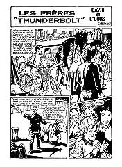 AGENCE THUNDERBOLT Vol. 6: David et l'Ours