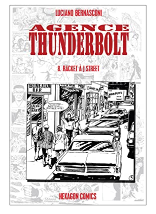 AGENCE THUNDERBOLT Vol. 8: Racket à Jay Street