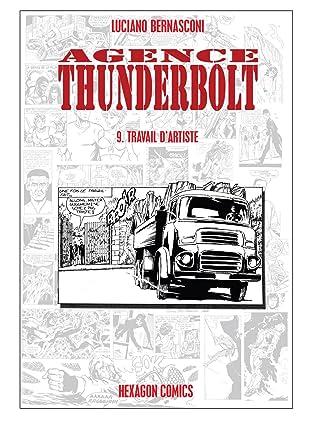 AGENCE THUNDERBOLT Vol. 9: Travail d'Artiste