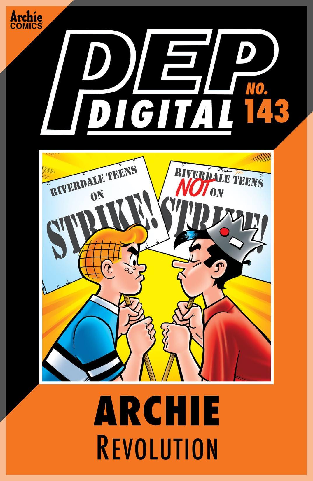 PEP Digital #143: Archie Revolution