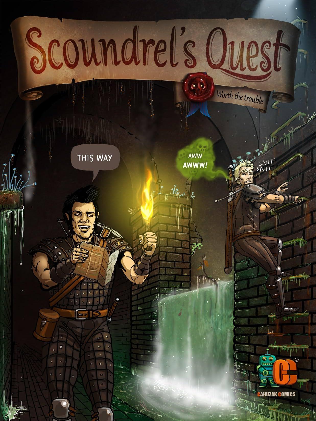 Scoundrel's Quest #1