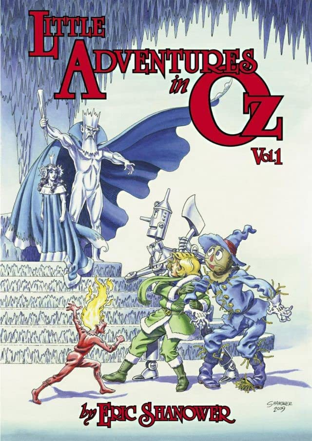 Little Adventures In Oz Vol. 1