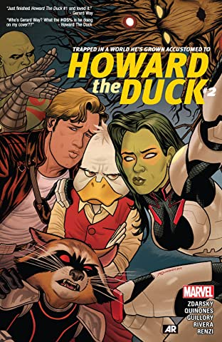 Howard The Duck (2015) No.2
