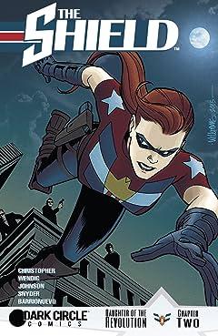 The Shield (Dark Circle Comics) No.2