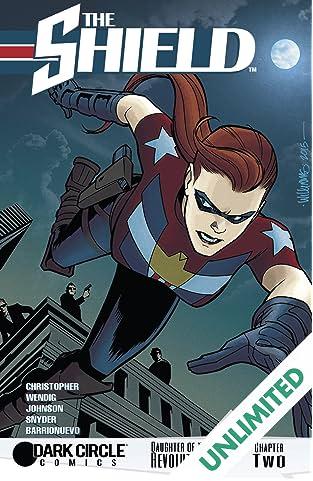 The Shield (Dark Circle Comics) #2