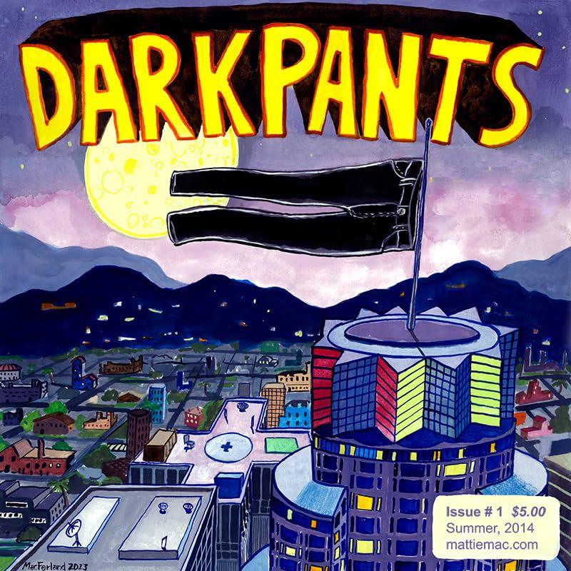 Dark Pants #1