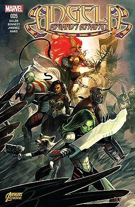 Angela: Asgard's Assassin #5