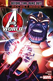 Avengers World (2014-2015) #19