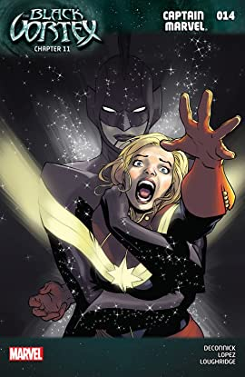 Captain Marvel (2014-2015) #14