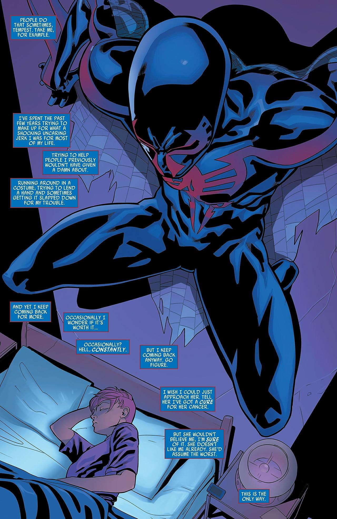 Spider-Man 2099 (2014-2015) #11