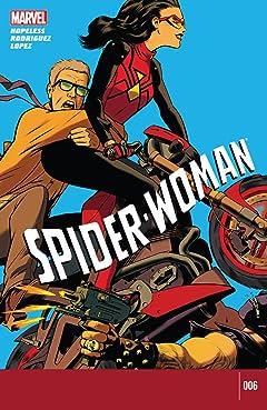 Spider-Woman (2014-2015) #6