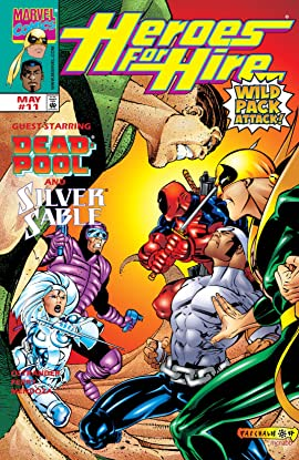 Heroes For Hire (1997-1999) #11