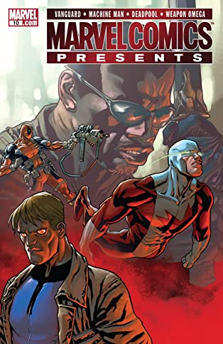 Marvel Comics Presents (2007-2008) #10