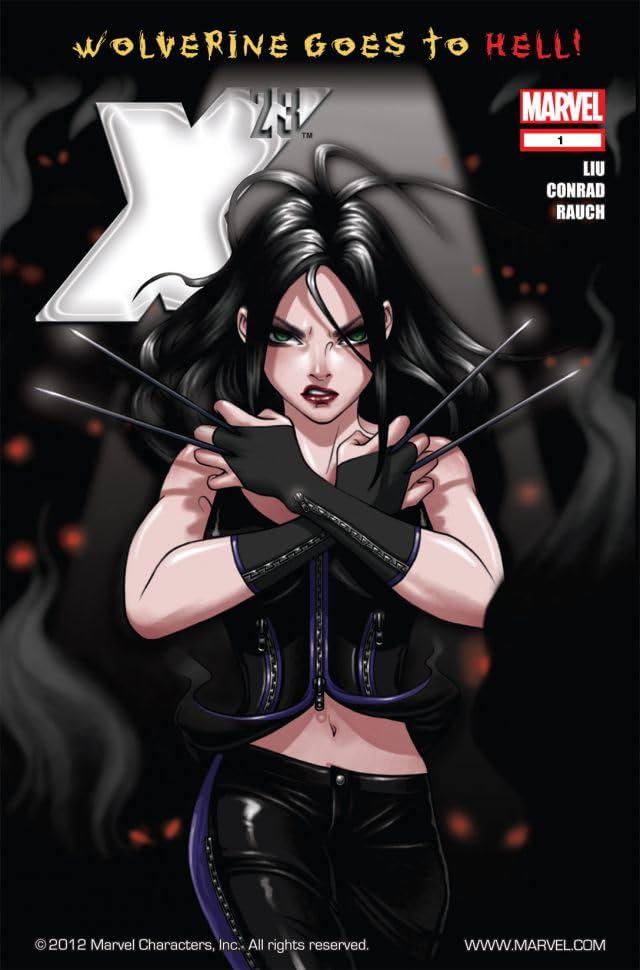 X-23 (2010-2012) #2