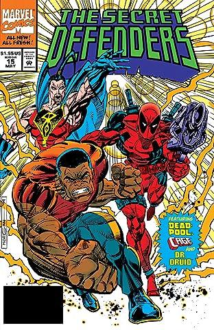 Secret Defenders (1993-1995) #15