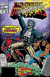 Secret Defenders (1993-1995) #16
