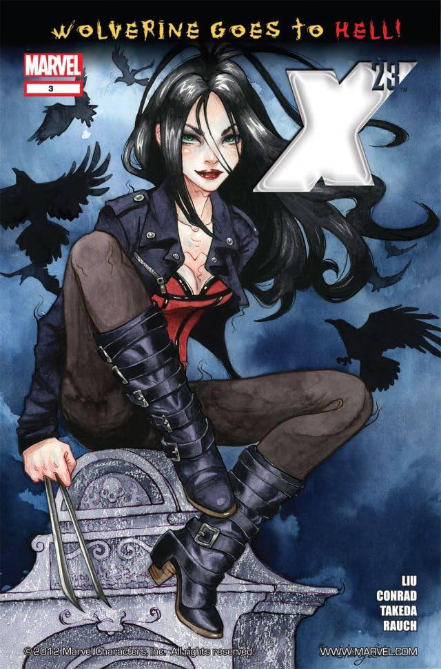 X-23 (2010-2012) #3