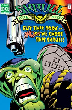 Skrull Kill Krew (1995) #1 (of 5)